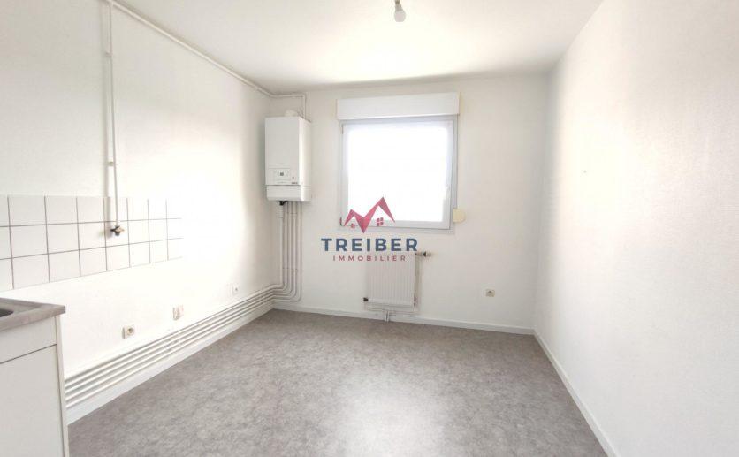 Appartement Valdoie T3 70m2 au calme Acquisition garage possible