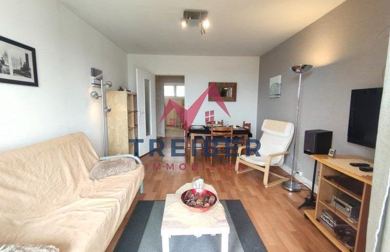Appartement de 63m2 dans le secteur du mont avec belle terasse
