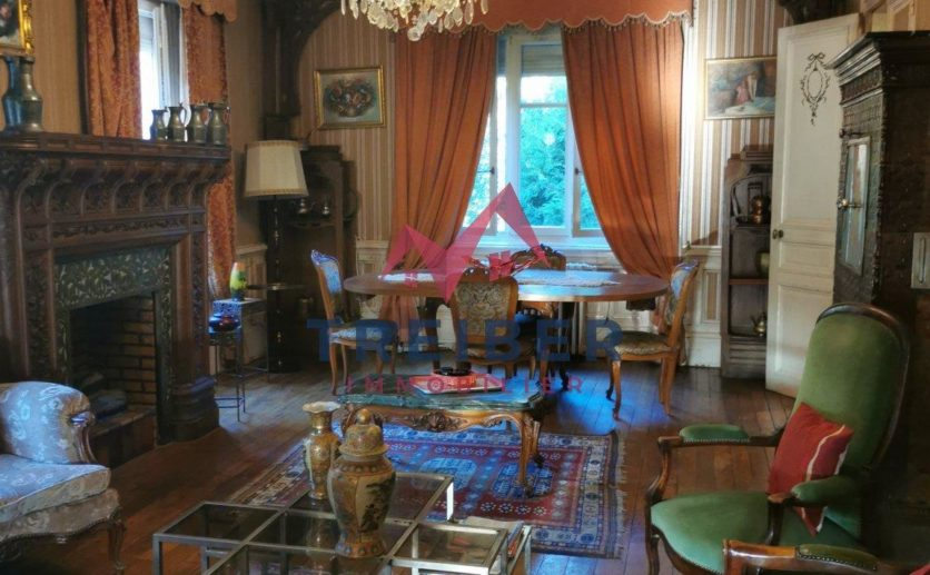 Château à acheter pour famille avec enfants à Breuchotte (70)