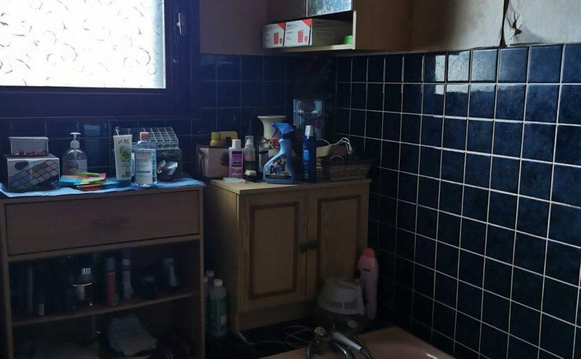 Maison sur la commune de Tavey sur sous sol de 70m2 à vendre avec 3 chambres et garage