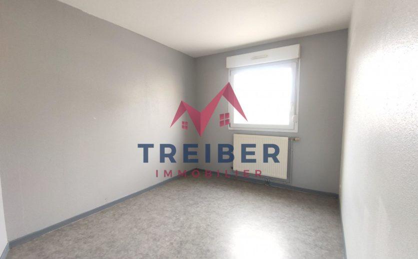 Appartement Valdoie T4 83m2 au calme Acquisition garage possible