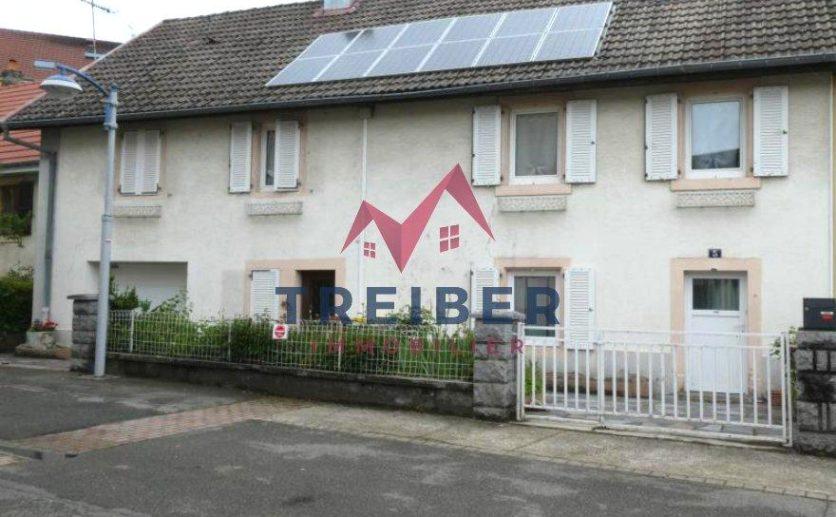 Maison Valdoie 145 m2 sur 3 ares de terrain 4 chambres garage au calme
